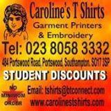 Caroline's T Shirts