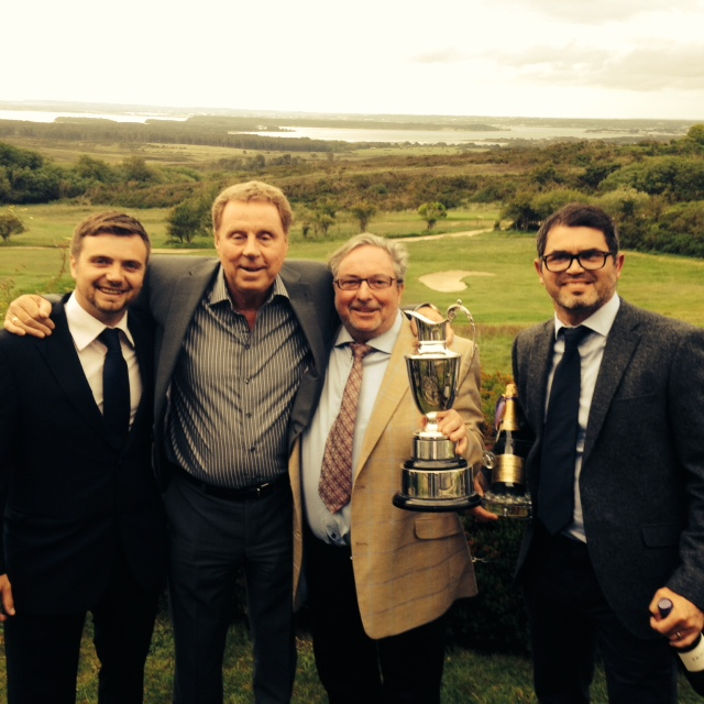 21st Norman Barnes Golf Day