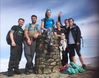 Ryvita Ramblers 3 Peaks Challenge