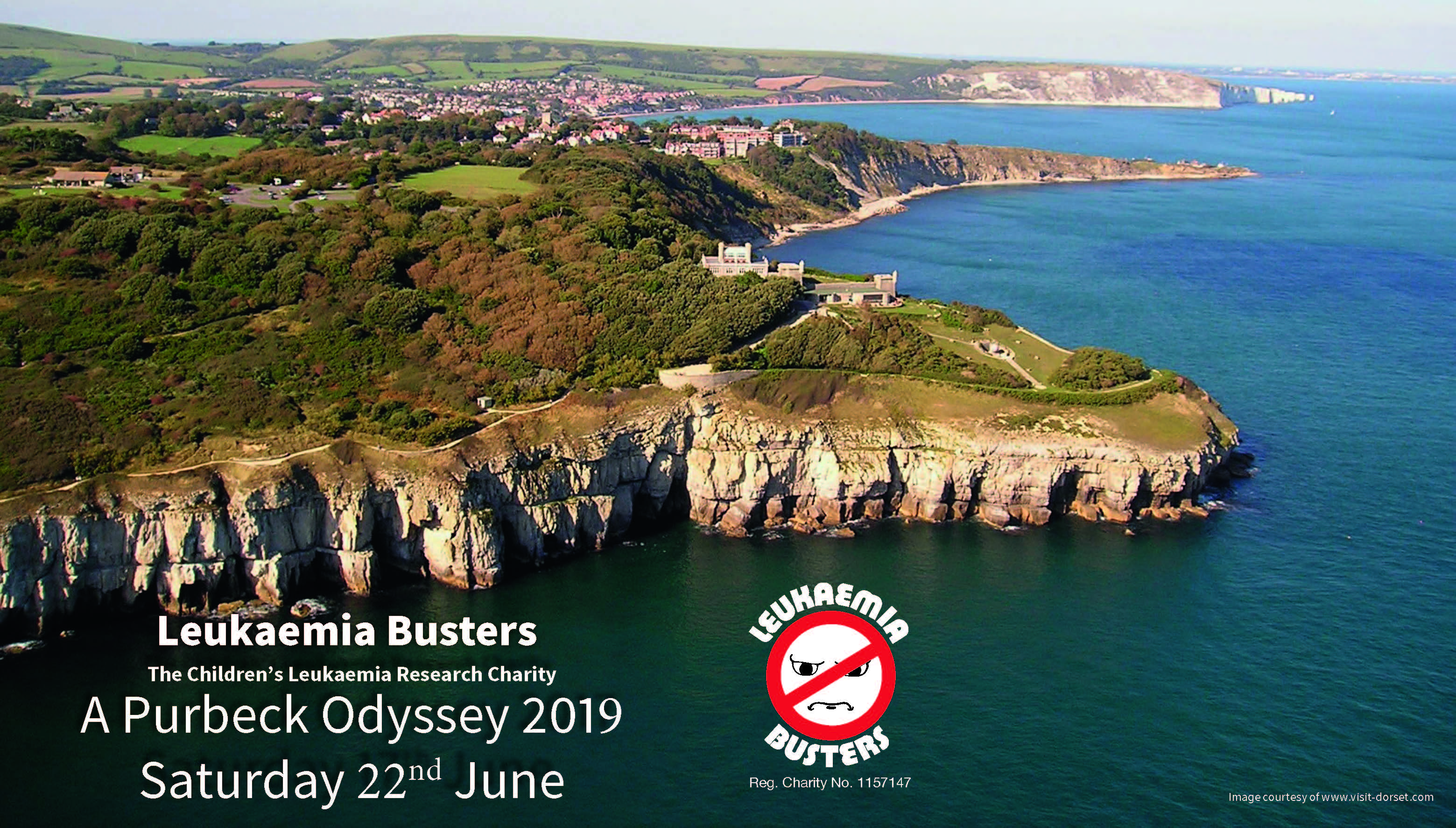 Leukaemia Busters Purbeck Odyssey 2019