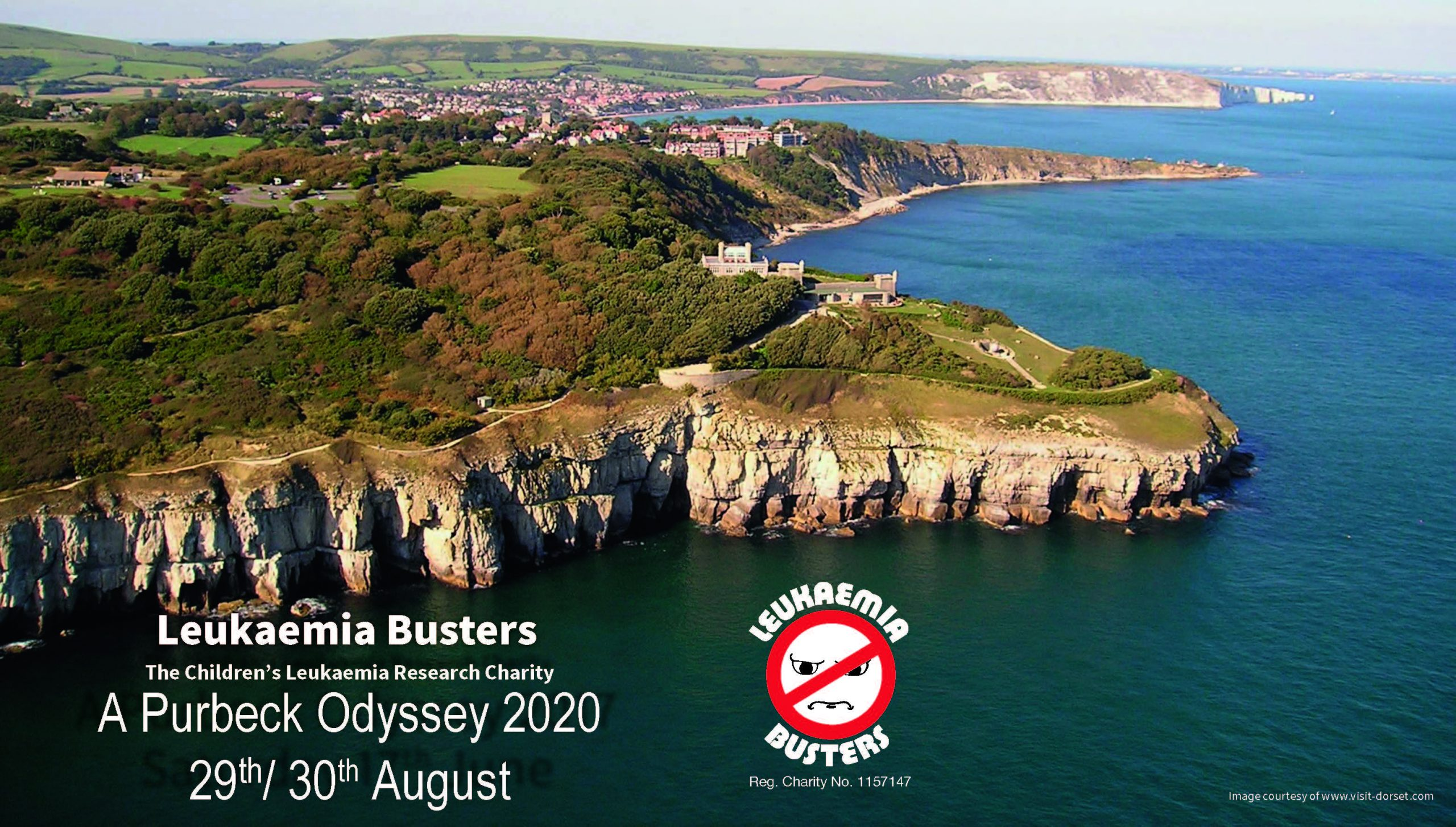A Virtual Leukaemia Busters Purbeck Odyssey Walk