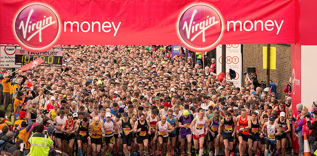 Virgin Money London Marathon: 3 October 2021